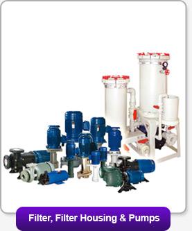Filter-Filter-Housing-Pumps