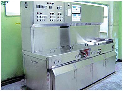 Semi-Auto-Hydrocarbon-Vacuum-System