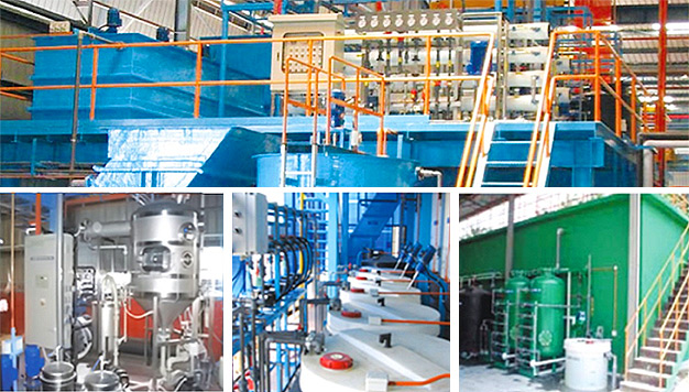 Waste-Water-System
